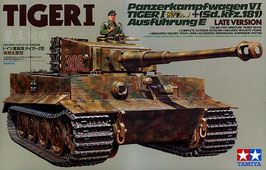 German Heavy Tiger I Late Ver COD: 35146