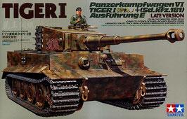 German Heavy Tiger I Late Ver COD: 35146