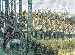 Austrian Infantry 1798 - 1805 COD: 6093