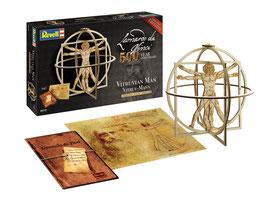 Leonardo da Vinci Vitruv Man COD: 00519