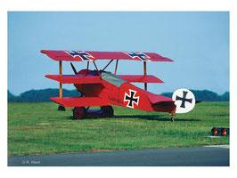 1:48 Fokker Dr.I Triplane COD: 04682