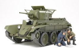 Russian Tank BT-7 Model 1935 COD: 35309