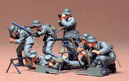 German Machine Gun Troops COD: 35038