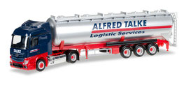 "MERCEDES BENZ ACTROS CISTERNA ""ALFRED TALKE"" COD: 305716"