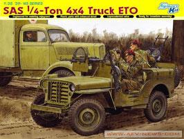 SAS 1/4 Ton 4 x 4 COD: 6725