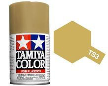 Dark Yellow 100ml Spray COD: TS3