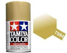 Metallic Gold 100ml Spray COD: TS84