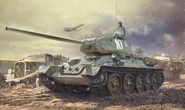 T34/85 Zavod 183 Mod. 1944 COD: 6545