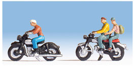 MOTOCICLISTI  COD: 15904