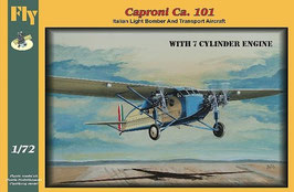 Caproni Ca.101 with 7 cylinder engine COD: 72013