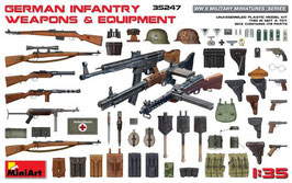 German Infantry Weapons & Equipment COD: 35247