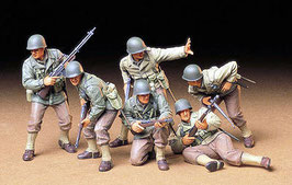 U.S. Army Assault Infantry Set COD: 35192