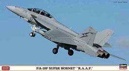 F/A-18F Super Hornet 'R.A.A.F.' COD: 01986