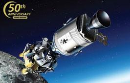 Apollo 11 Lunar Approch CSM+LM  COD: 11009