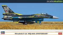 MITSUBISHI F-2A 8SQ 60TH ANNIVERSARY  COD: 02376