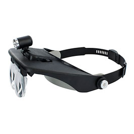LightCraft Standard Headband Magnifier Kit COD: LC1764