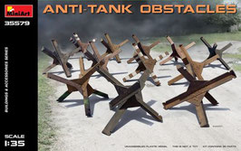 Anti-tank Obstacles COD: 35579