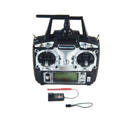 RADIOCOMANDO Monstertronic 6CH CON RICEVENTE COD: MTE-52