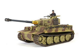 GERMAN TIGER I RC Scala 1:24 COD: BW372004A