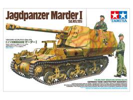 German Tank Destroyer Marder I COD: 35370