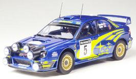 SUBARU IMPREZA WRC 2001 RAC COD: 24250