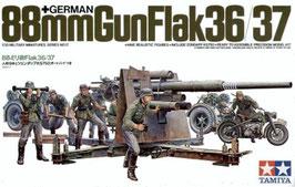 88mm Gun Flak 36.37 COD: 35017