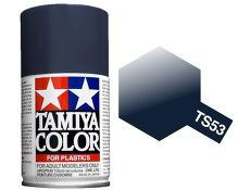 Deep Metallic Blue 100ml Spray COD: TS53