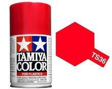 Fluorescent Red 100ml Spray COD: TS36
