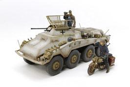 GE ARMORED CAR Sd.Kfz. 234/1 + 3 SOLDATI COD: 37019
