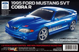 FORD MUSTANG SVT 4WD Telaio TT-01E COD: 47430