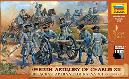 Swedish Artillery of Charles XII  COD: 8066