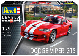dodge viper gts COD: 07040