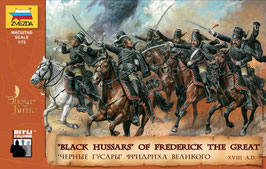 "Black Hussars"" of Frederick The Great COD: 8079"