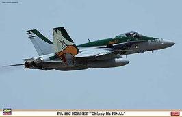 "F/A-18C ""Chippy Ho"" Final COD: 09979"