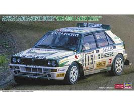 Astra Lancia Super Delta - Rally 1000 Laghi 1993 COD: 20507