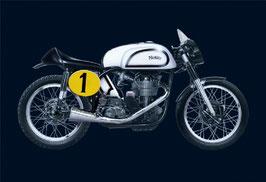 NORTON MANX 500cc 1951 COD: 4602