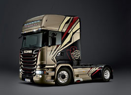 "SCANIA R730 STREAMLINE ""TEAM CHIMERA"" COD: 3930"