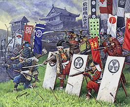 Samurai infantry XVI-XVII A.D. COD: 8017