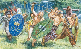 Gauls Warriors - I Cen. BC COD: 6022