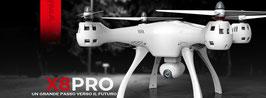 R/C Quadcopter GPS WIFI FPV COD: X8PRO
