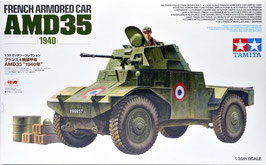 French Armoured Car AMD35 1940 COD: 32411
