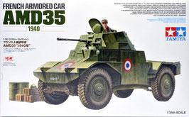 French Armoured Car AMD35 1940 COD: 32411