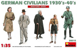 German Civilians 1930-40 COD: MA38015
