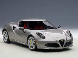 Alfa Romeo 4C Metallic Grey  COD: 70187
