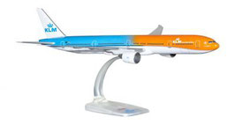 BOEING 777-300ER KLM ORANGE PRIDE COD: 611275
