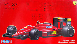 Ferrari F1 87 Early Type COD: 090634