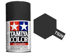 Semi Gloss Black 100ml Spray COD: TS29