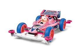 Mini4wd pig racer telaio super ii COD: 18089