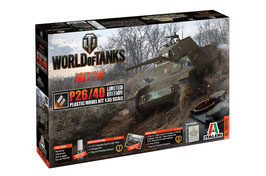 World of Tanks - P26/40 Limited Edition COD: 36515