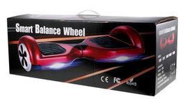 Smart Balance Wheel NERO CTW